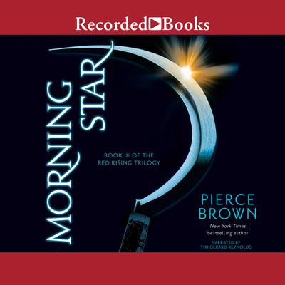 Morning Star Audiobook, by Pierce Brown