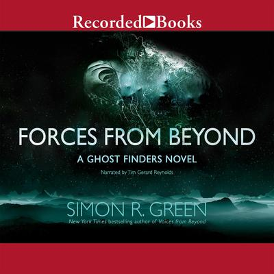 Forces From Beyond Audiobook, by Simon R. Green