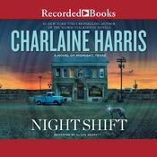 Night Shift Audiobook, by Charlaine Harris