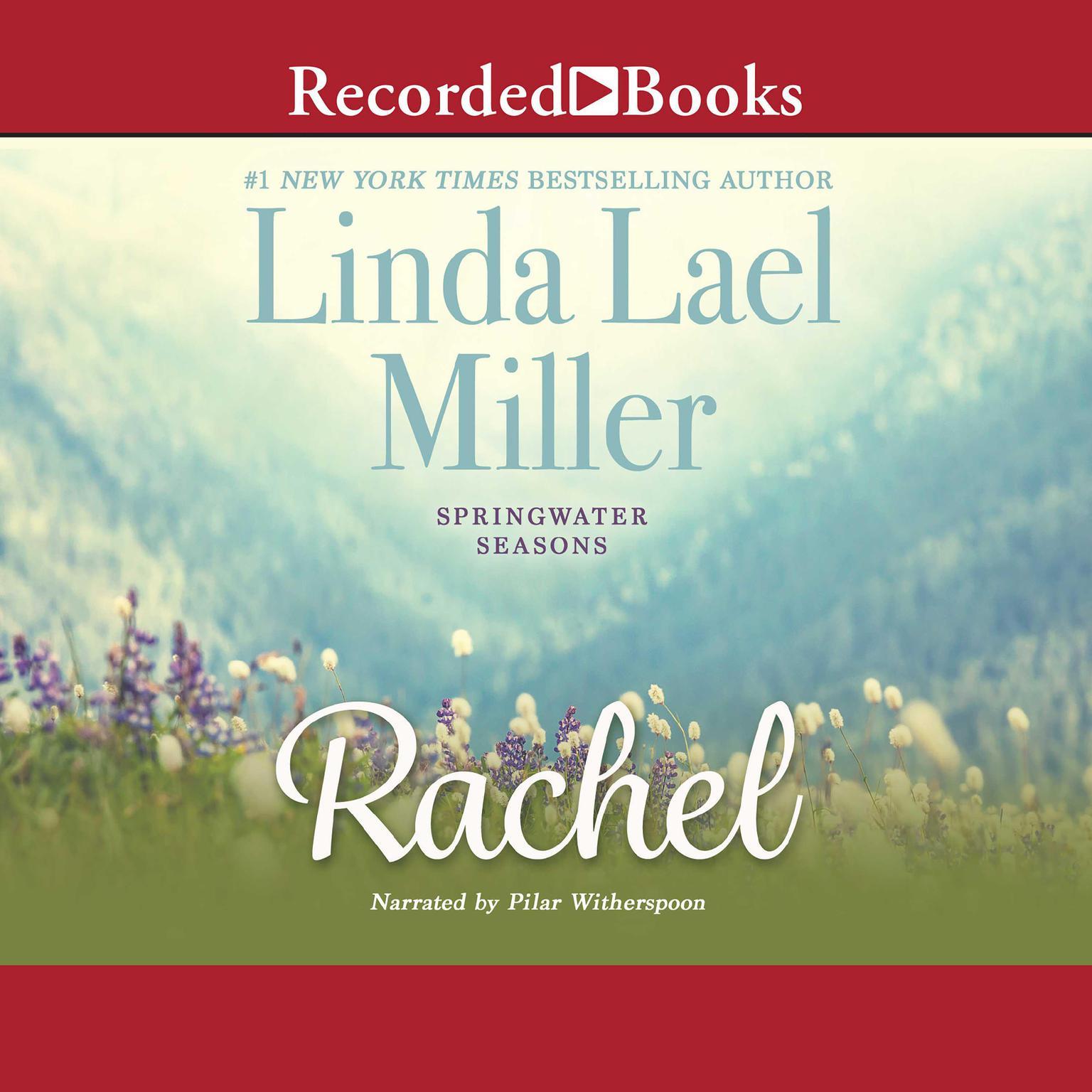 Printable Rachel Audiobook Cover Art