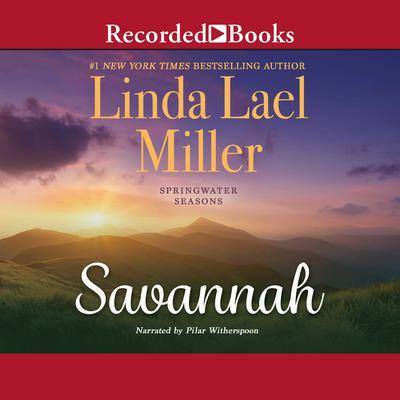 Savannah Audiobook, by Linda Lael Miller