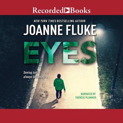 Eyes Audiobook, by Joanne Fluke
