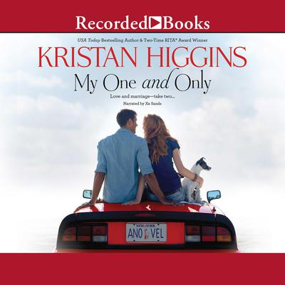 My One and Only Audiobook, by Kristan Higgins