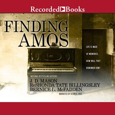 Finding Amos Audiobook, by ReShonda Tate Billingsley