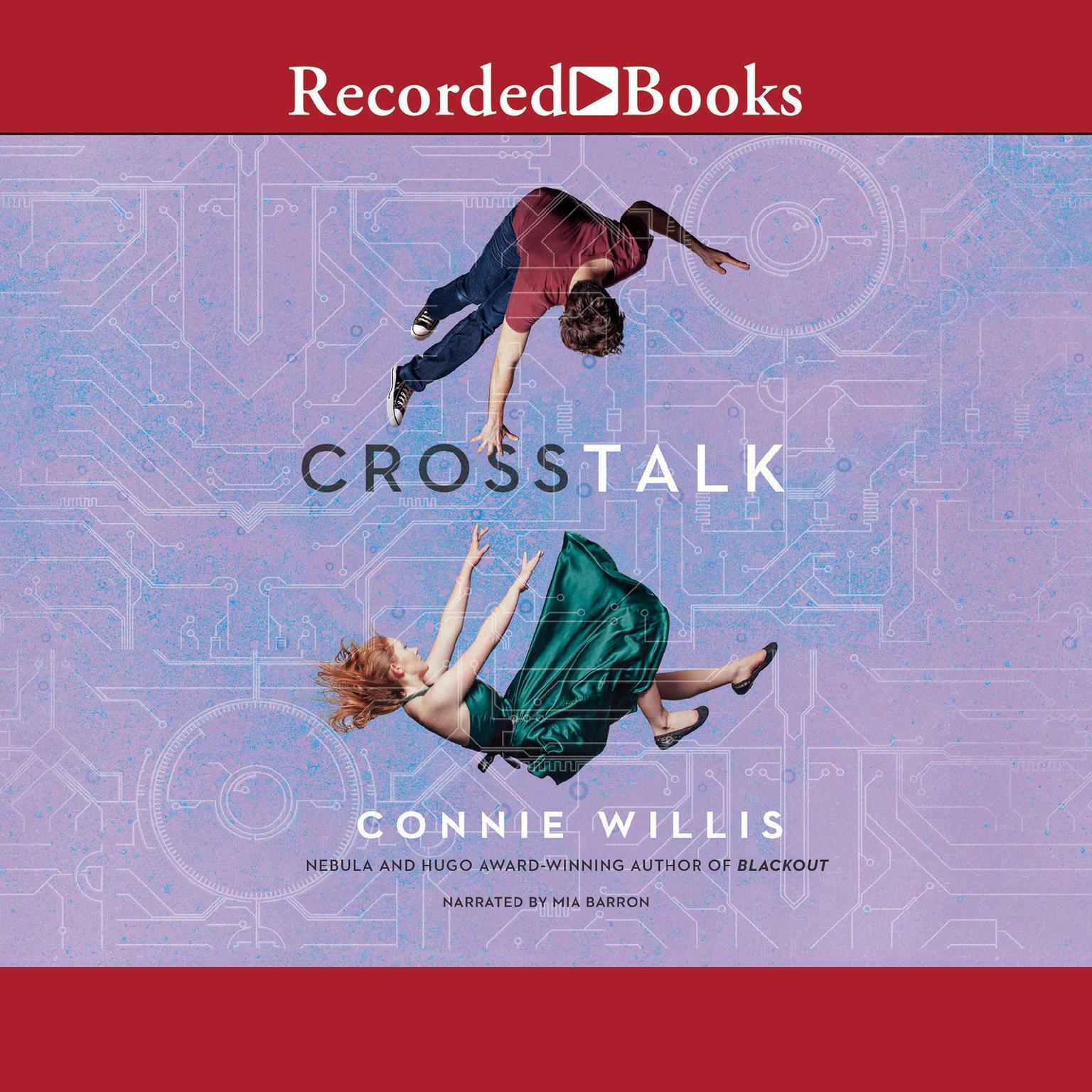 Crosstalk Audiobook, by Connie Willis