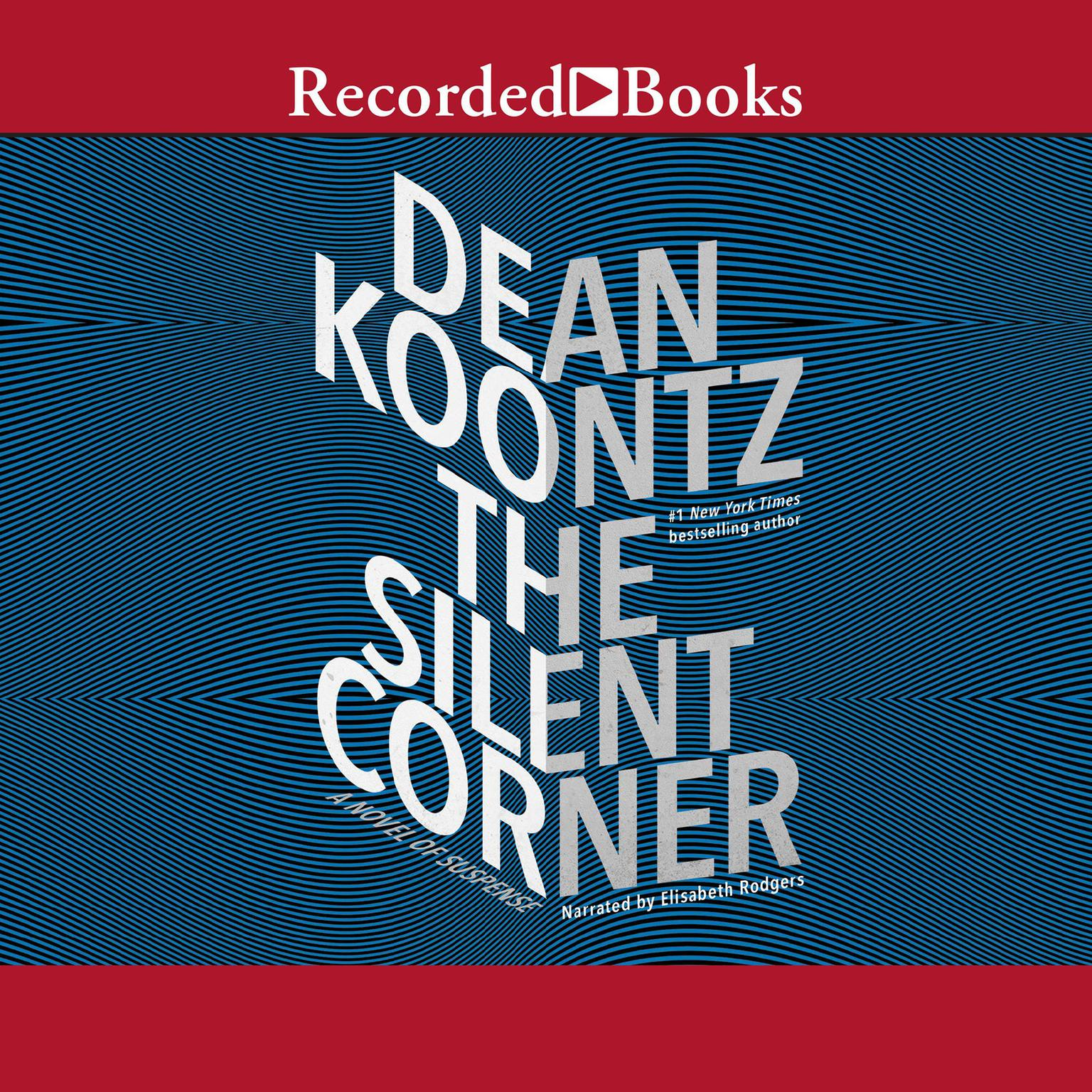 Printable The Silent Corner Audiobook Cover Art