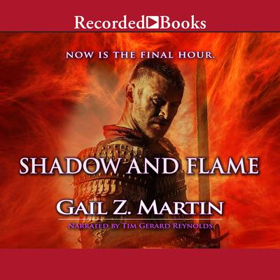 Shadow and Flame Audiobook, by Gail Z. Martin