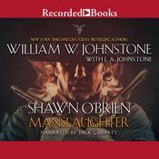 Manslaughter Audiobook, by William W. Johnstone, J. A. Johnstone
