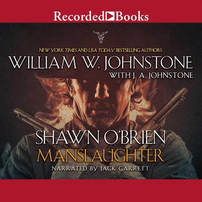 Manslaughter Audiobook, by William W. Johnstone
