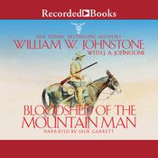 Bloodshed of the Mountain Man Audiobook, by J. A. Johnstone, William W. Johnstone