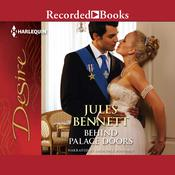 Behind Palace Doors Audiobook, by Jules Bennett