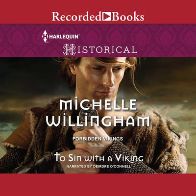 To Sin with a Viking Audiobook, by Michelle Willingham