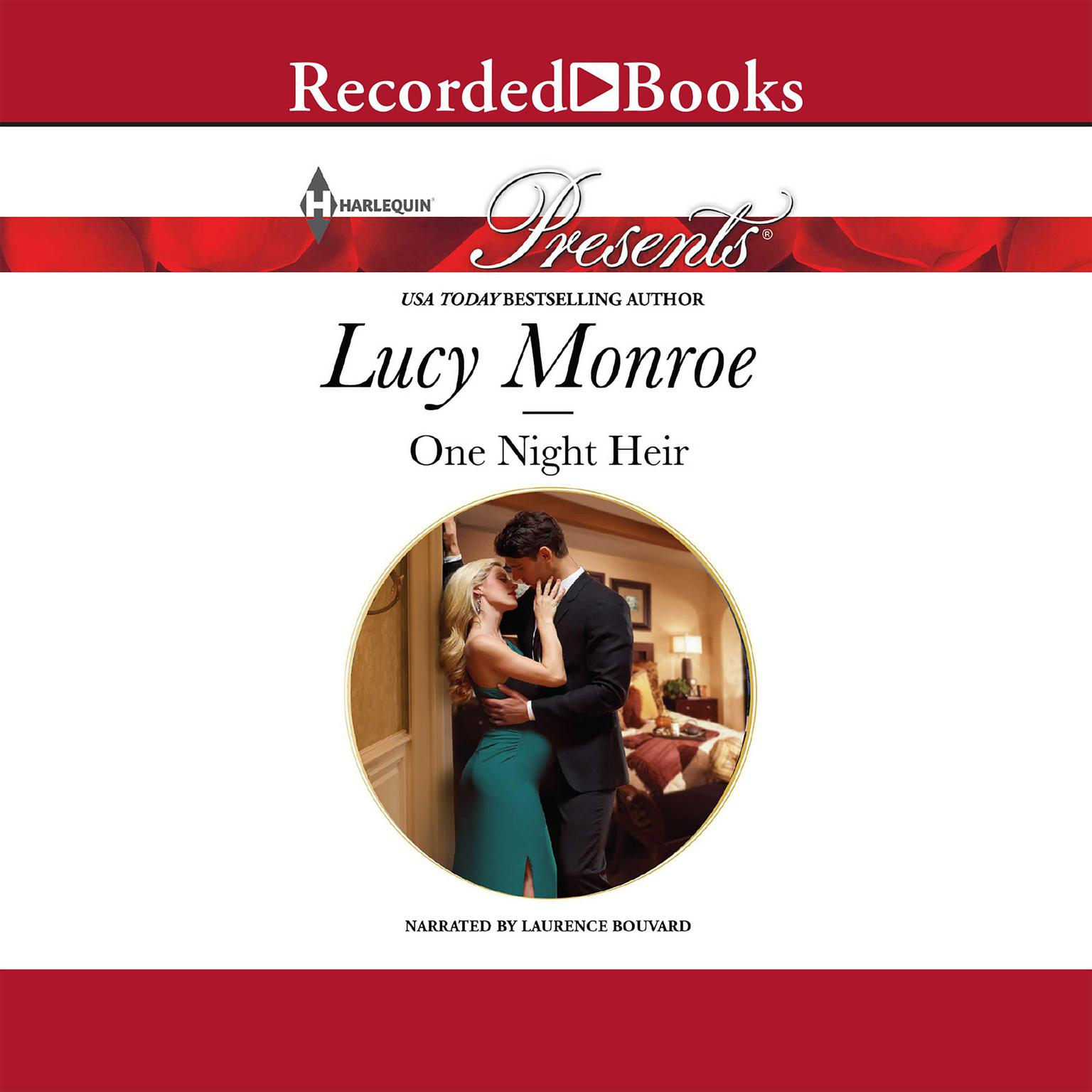 One Night Heir Audiobook, by Lucy Monroe