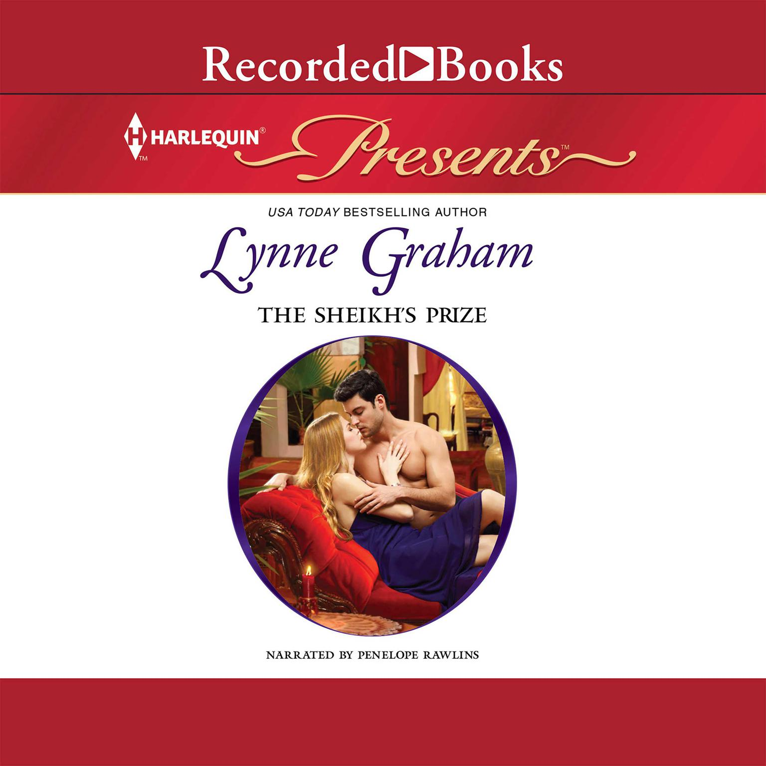 The Sheikhs Prize Audiobook, by Lynne Graham