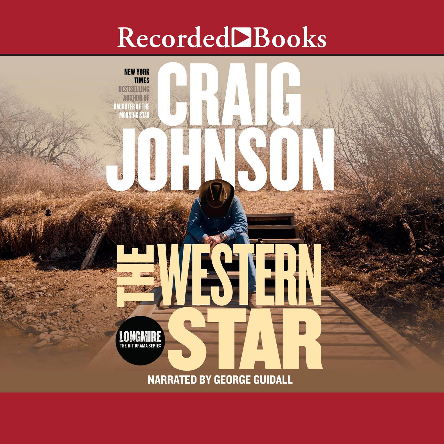 Printable The Western Star Audiobook Cover Art