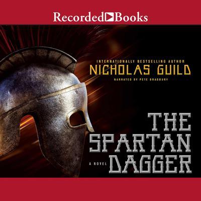 The Spartan Dagger Audiobook, by Nicholas Guild