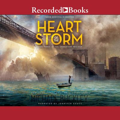 Heart of the Storm Audiobook, by Michael Buckley