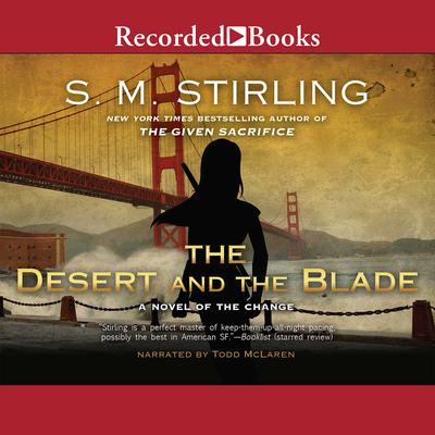 The Desert and the Blade Audiobook, by