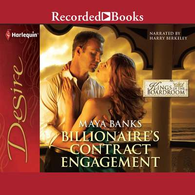 A Contract Engagement Audiobook, by Maya Banks