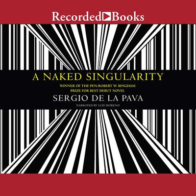 A Naked Singularity Audiobook, by Sergio De La Pava