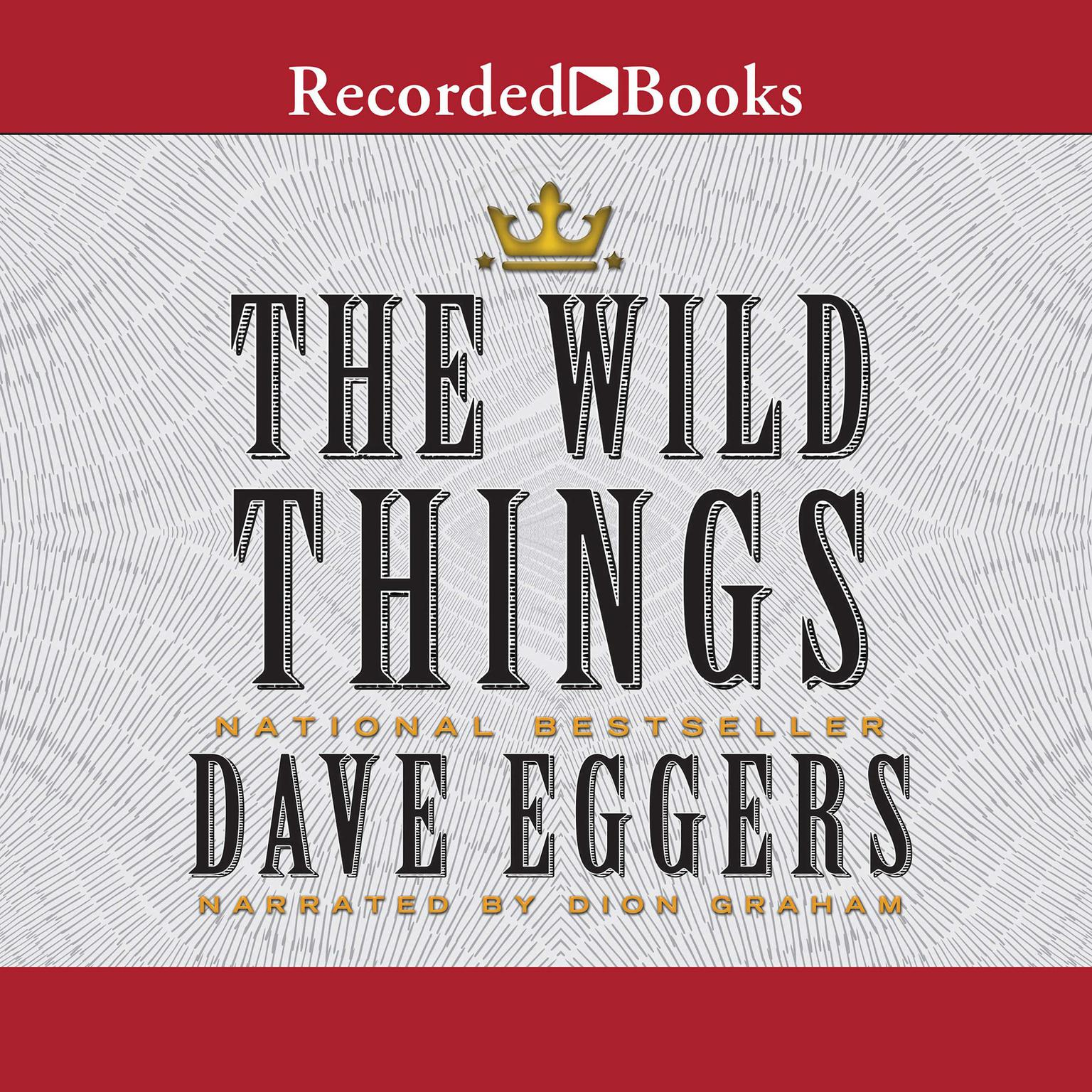 Printable The Wild Things Audiobook Cover Art