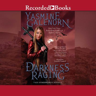 Darkness Raging Audiobook, by