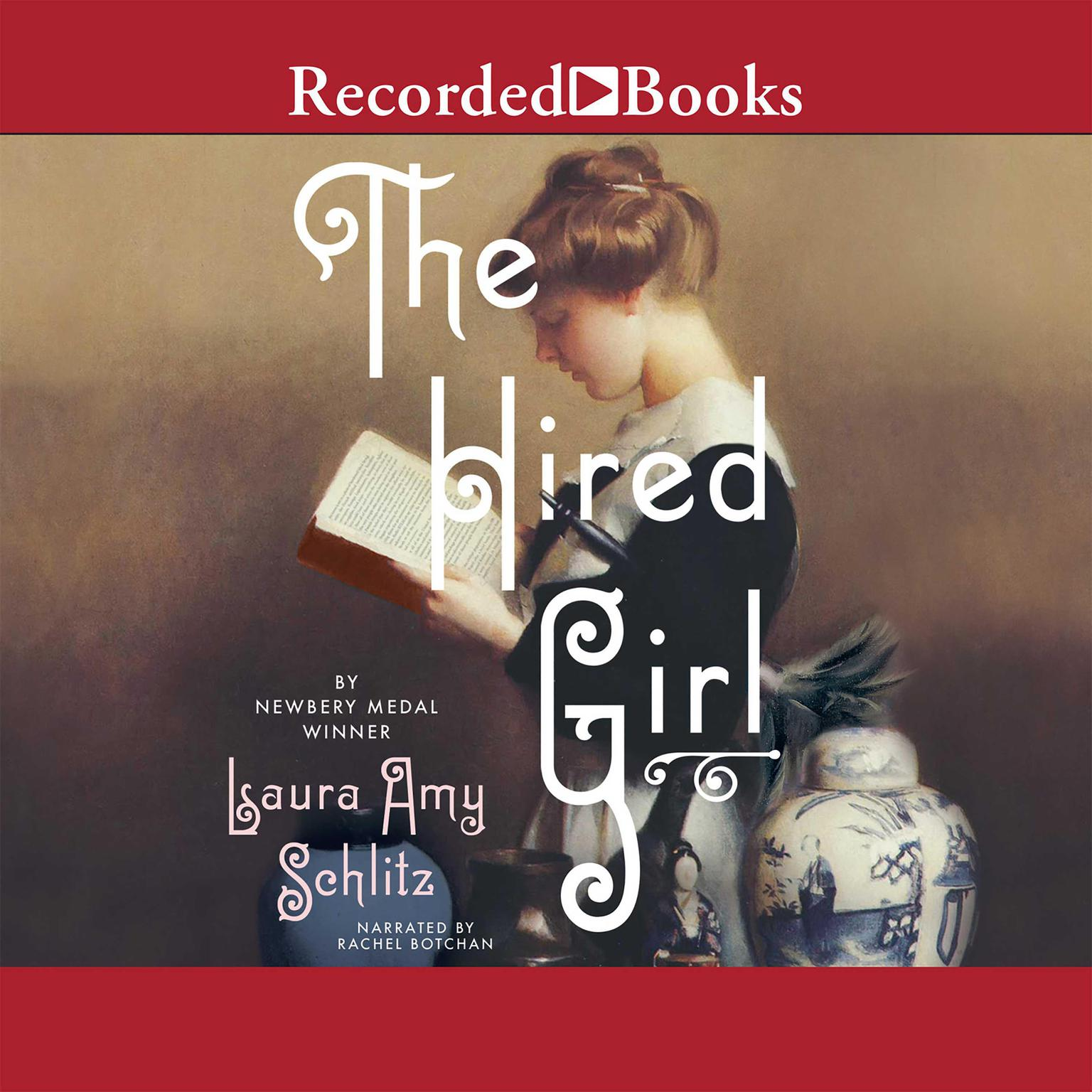 Printable The Hired Girl Audiobook Cover Art