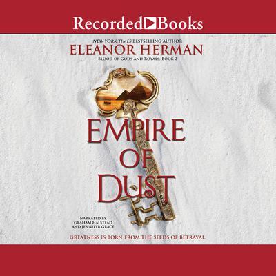Empire of Dust Audiobook, by Eleanor Herman