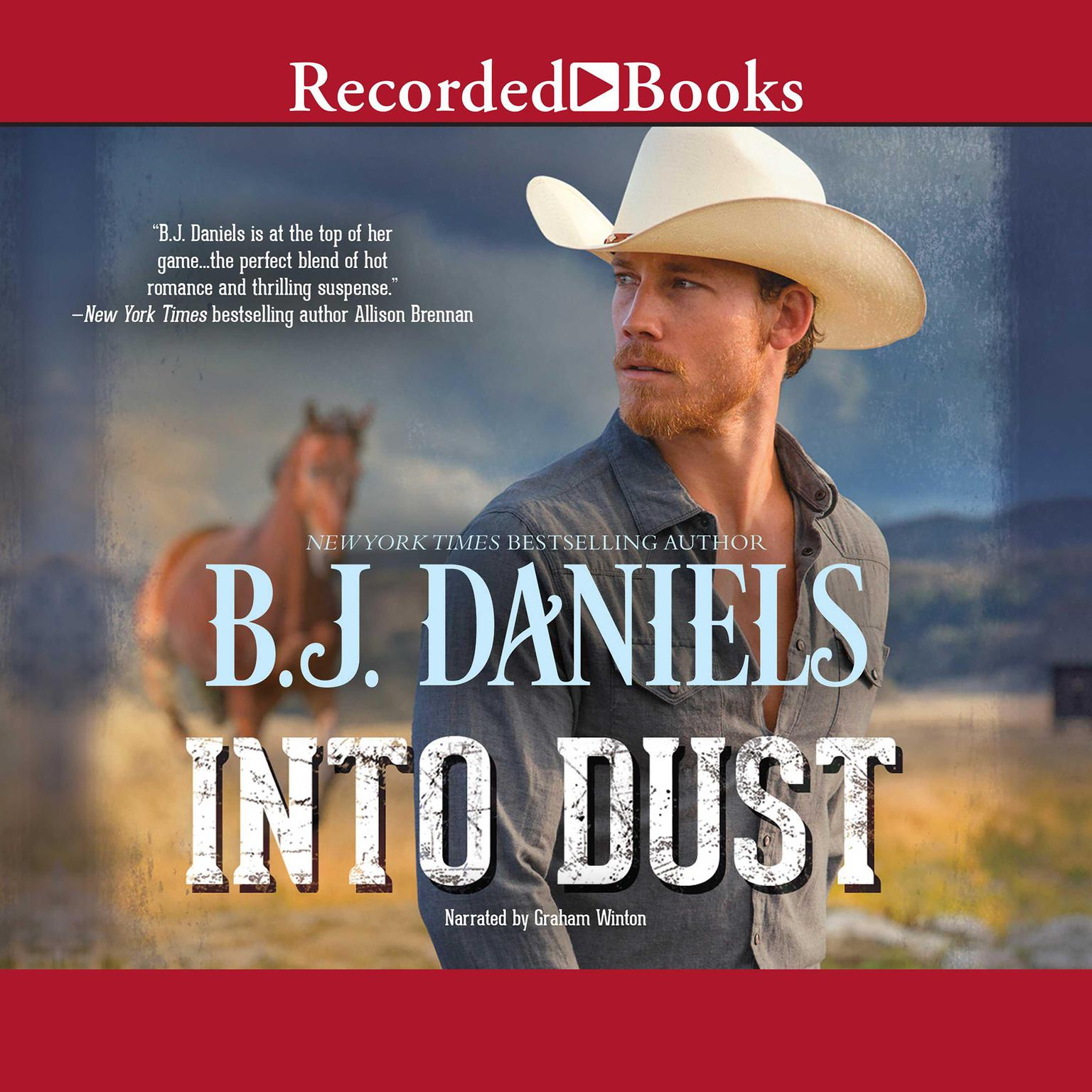 Printable Into Dust Audiobook Cover Art