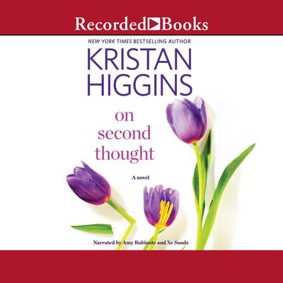On Second Thought Audiobook, by