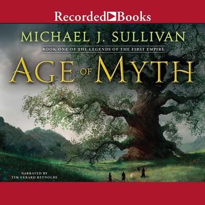 Age of Myth Audiobook, by Michael J. Sullivan