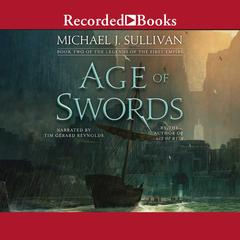 Age of Swords Audiobook, by Michael J. Sullivan