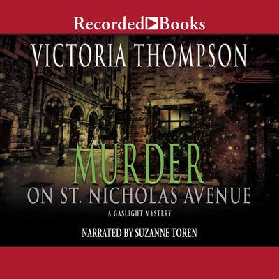Murder on St. Nicholas Avenue Audiobook, by Victoria Thompson