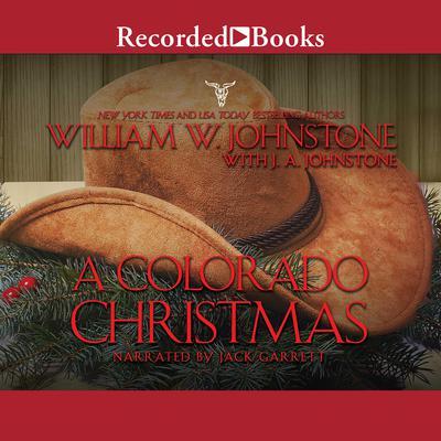 A Colorado Christmas Audiobook, by J. A. Johnstone