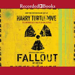Fallout Audiobook, by Harry Turtledove