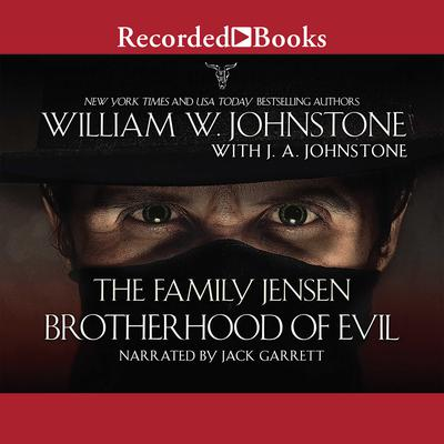 Brotherhood of Evil Audiobook, by William W. Johnstone