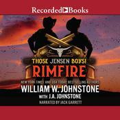 Rimfire Audiobook, by J. A. Johnstone, William W. Johnstone