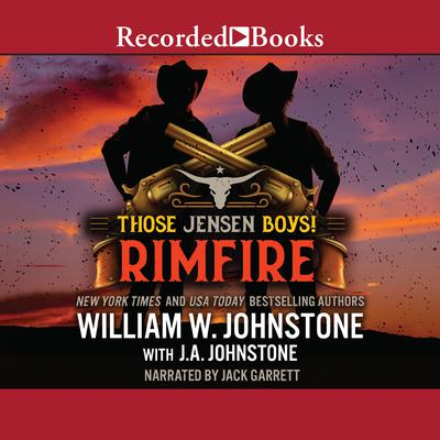 Rimfire Audiobook, by J. A. Johnstone