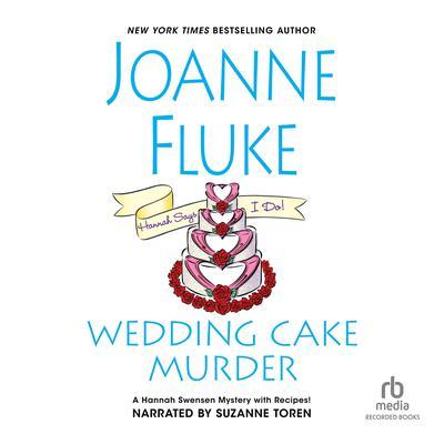 Wedding Cake Murder Audiobook, by Joanne Fluke