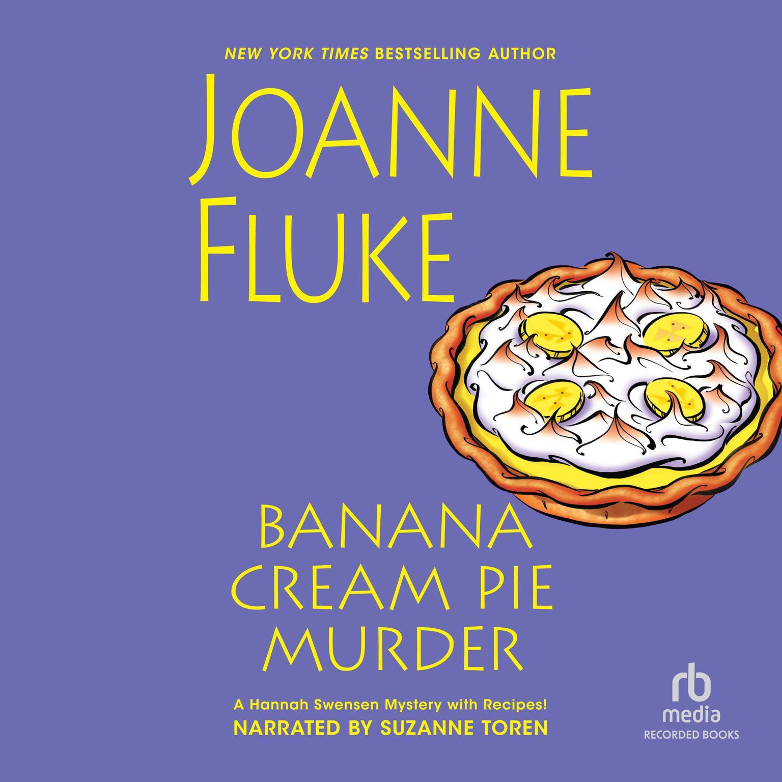 Banana Cream Pie Murder Audiobook, by Joanne Fluke