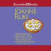 Banana Cream Pie Murder Audiobook, by Joanne Fluke