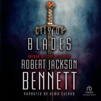 City of Blades Audiobook, by Robert Jackson Bennett