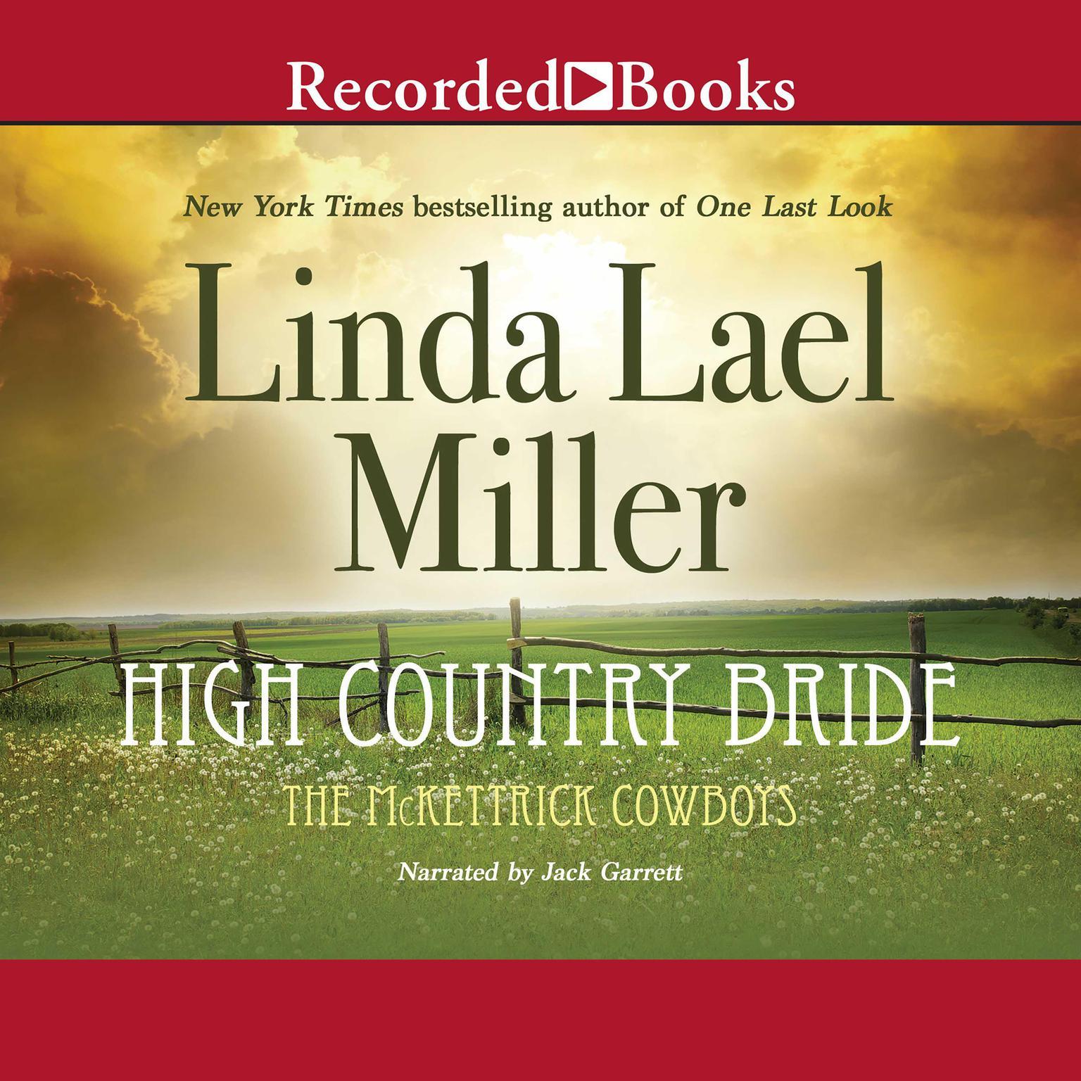 High Country Bride Audiobook, by Linda Lael Miller