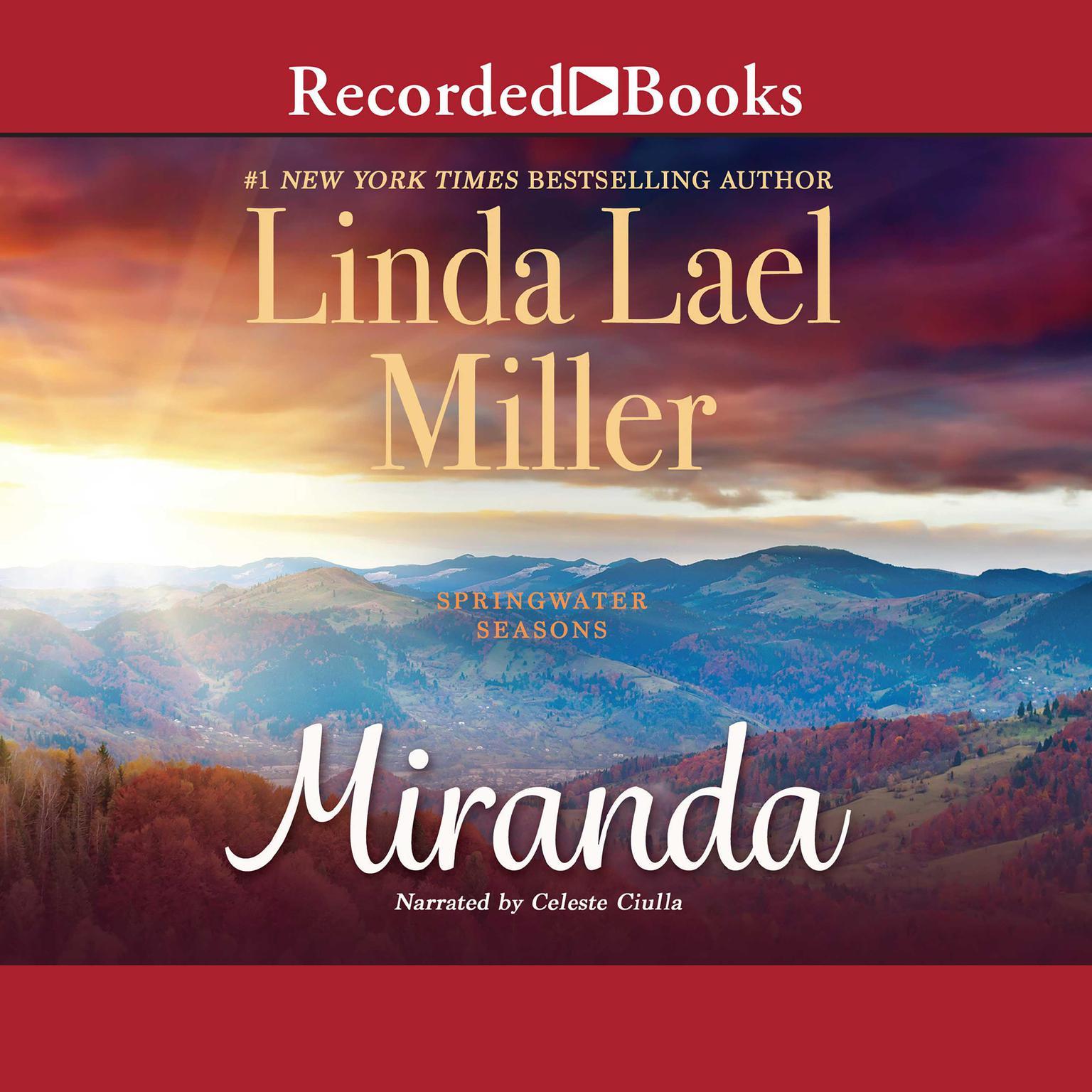 Printable Miranda Audiobook Cover Art