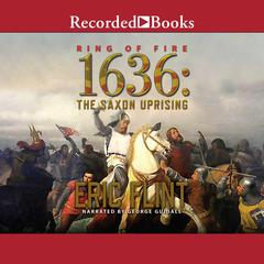 1636: The Saxon Uprising Audiobook, by Eric Flint