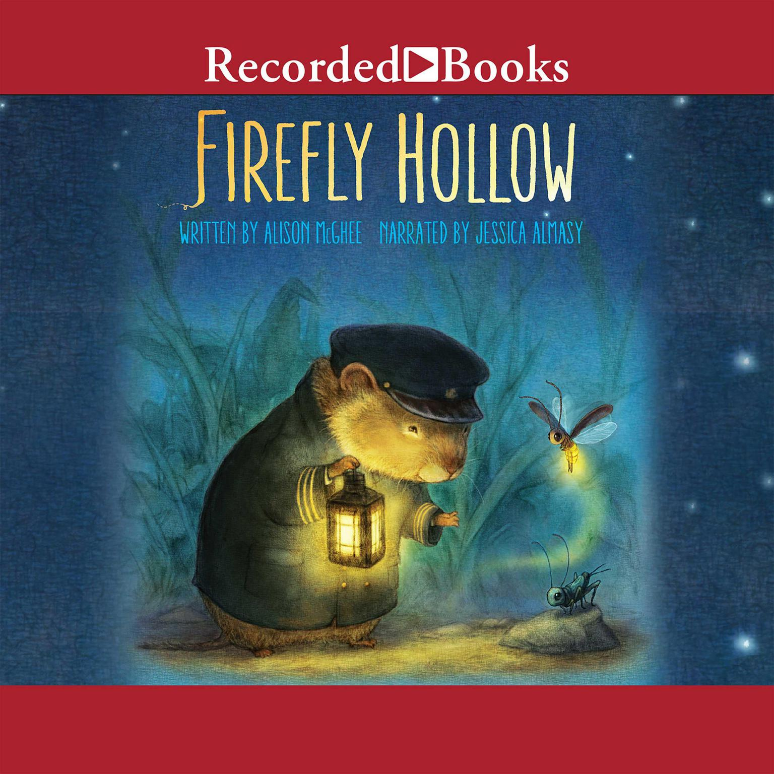 Printable Firefly Hollow Audiobook Cover Art