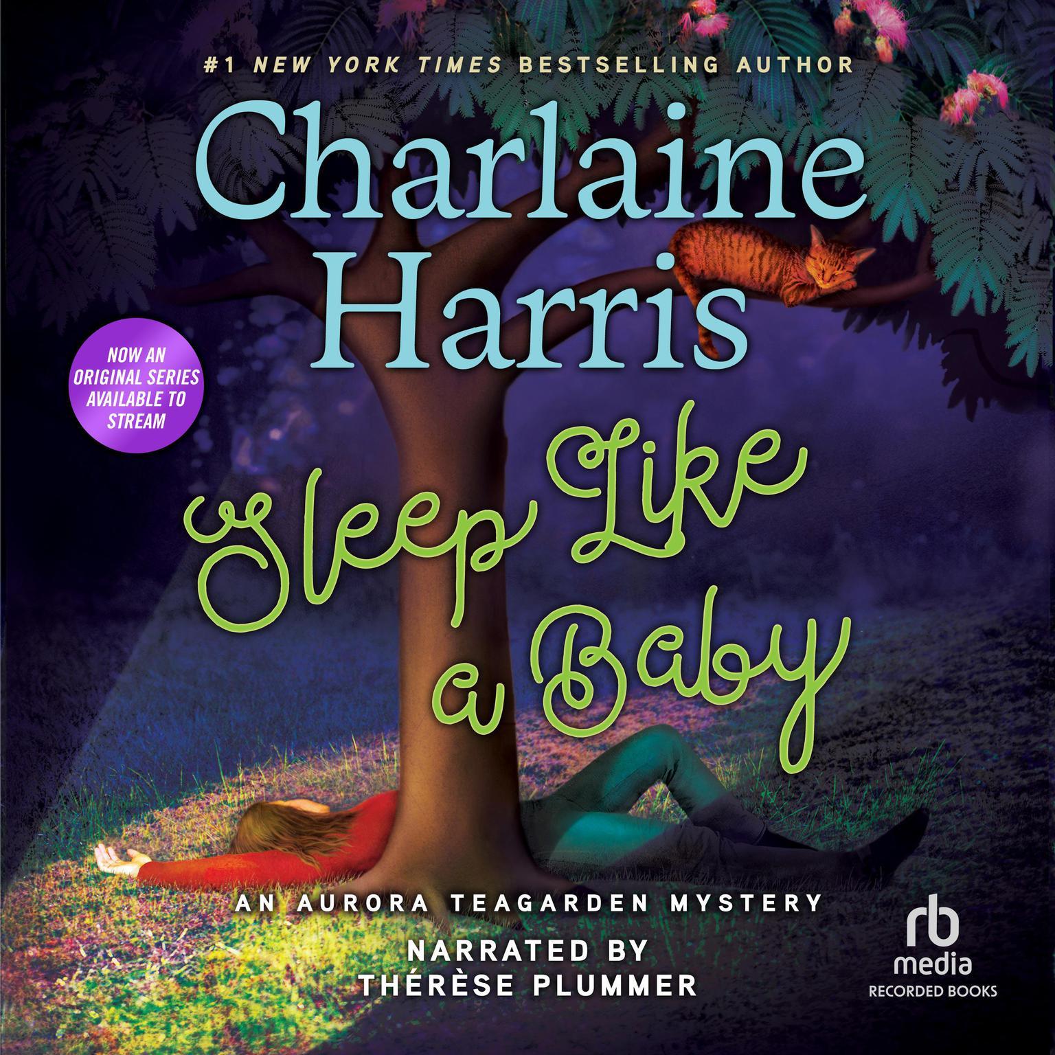 Sleep Like a Baby Audiobook, by Charlaine Harris