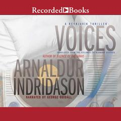 Voices Audiobook, by Arnaldur Indridason