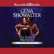 The Darkest Promise Audiobook, by Gena Showalter