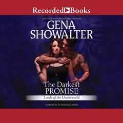 The Darkest Promise Audiobook, by Gena Showalter